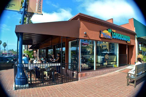 Harbor House Cafe Oceanside Menu