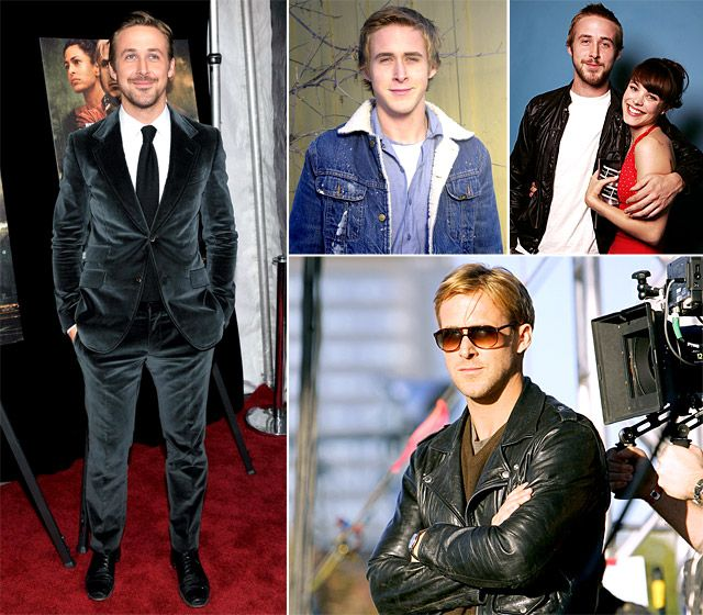 Happy birthday Ryan Gosling! Celebrate his 33rd with a look at his hotness evolution.