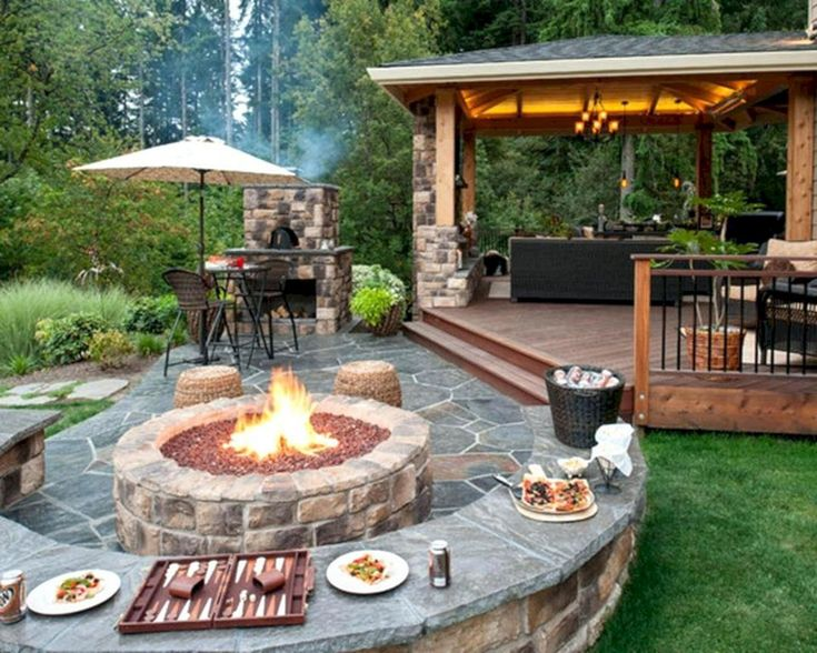 15 Modern Deck Patio Ideas For Backyard Design And Decoration Ideas