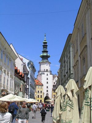 Top Ten  Attractions - Bratislava