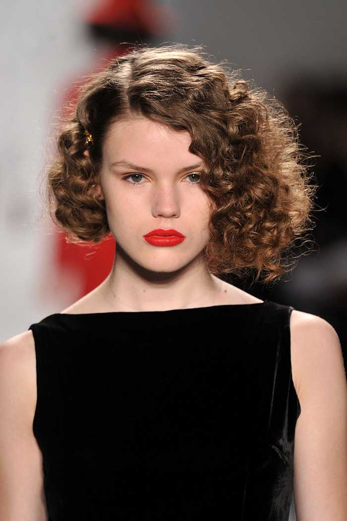 hair styles for wavy hair 40 best fall 2012 runway trends images on 2940