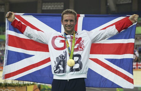 (CREDITS: Matthew Childs / Reuters)  New Year's Honours 2017: Olympic Stars Dominate After Record-Breaking Rio  Jason Kenny, CBE