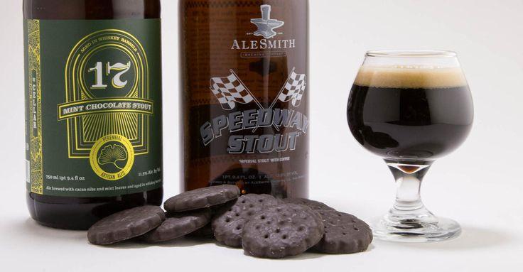 Beer Pairings for Girl Scout Cookies | Craft Beer & Brewing