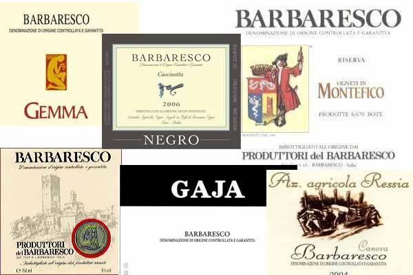 Barbaresco DOCG: guida completa al vino