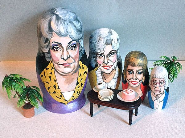 15 Awesome Golden Girls Items You Didn't Know You Needed