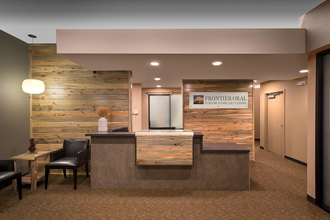 Dental Surgery Office Building Interior Design