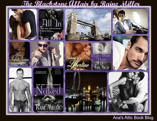 It's Raine Miller Day! - Ana's Attic Book Blog