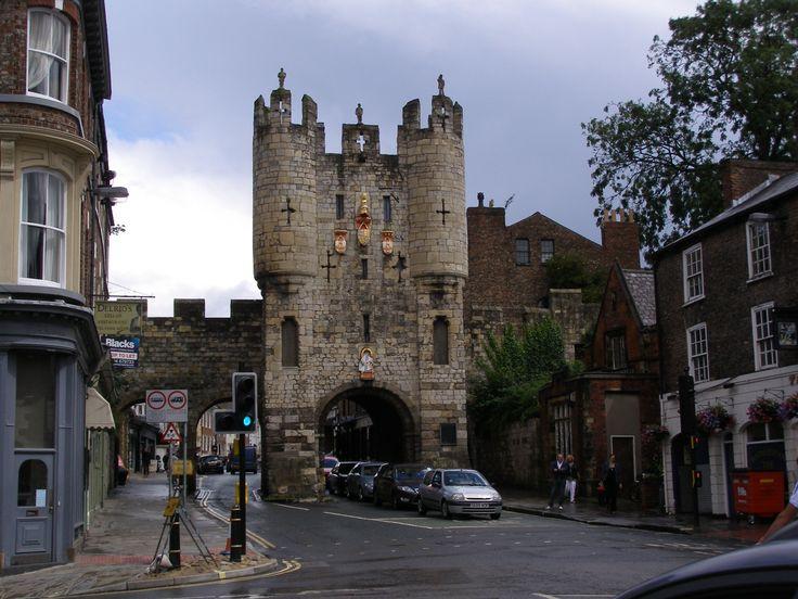 York  England  July  2012