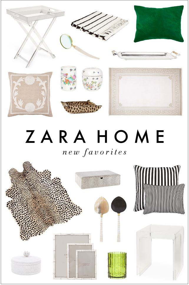 Zara home favorites - Zara home decoration ...