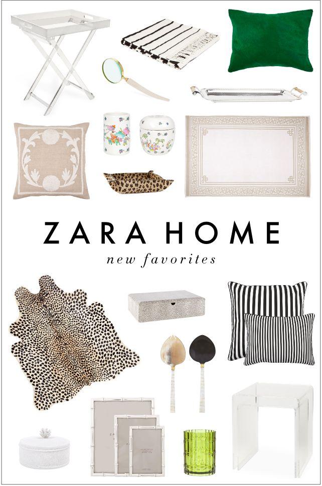 Zara Home favorites
