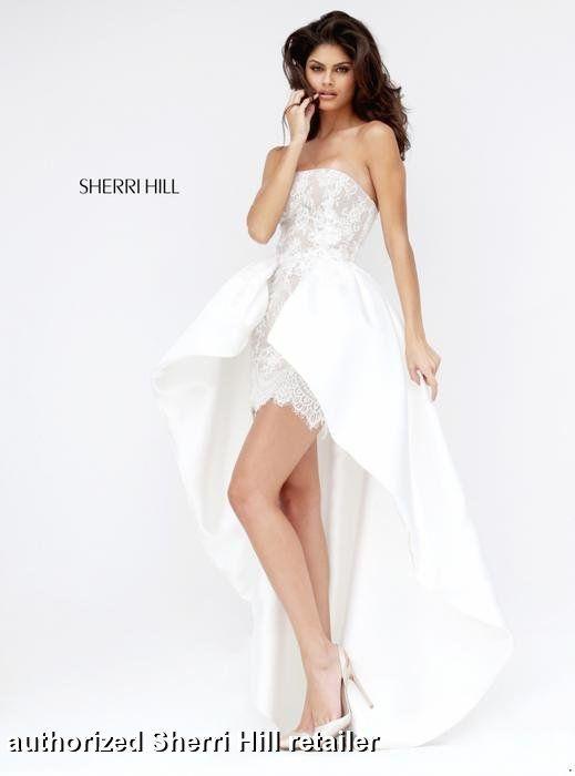66 best Sherri Hill Fall 2016 - Long Dresses! images on Pinterest ...