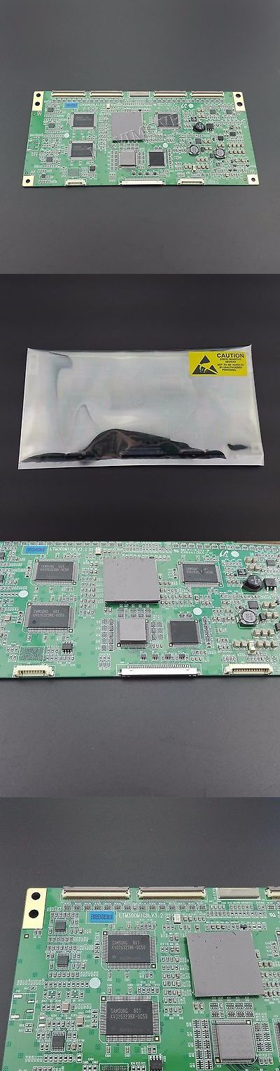TV Boards Parts and Components: Brand New Ltm300m1c8lv3.2 Logic Ctrl T-Con Board For Dell 3007Wfp Samsung 305T -> BUY IT NOW ONLY: $69.0 on eBay!