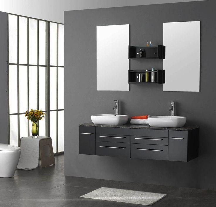 Stilvolle Badezimmer Wandleuchten Aus Farbigem Glas Exklusiv Bei
