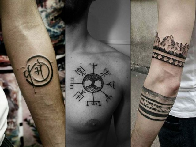 40 Small Tattoo Designs For Men With Deep Meanings 1544911892 40 Small Tattoo Designs For Men With Deep Be In 2020 Tattoo Designs Men Tattoos For Guys Small Tattoos