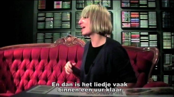 Sia Live@Amsterdam ... interview ... kd