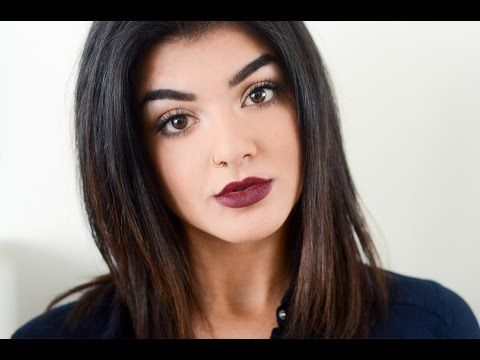 Simple Autumn   Makeup Tutorial 2014 - YouTube