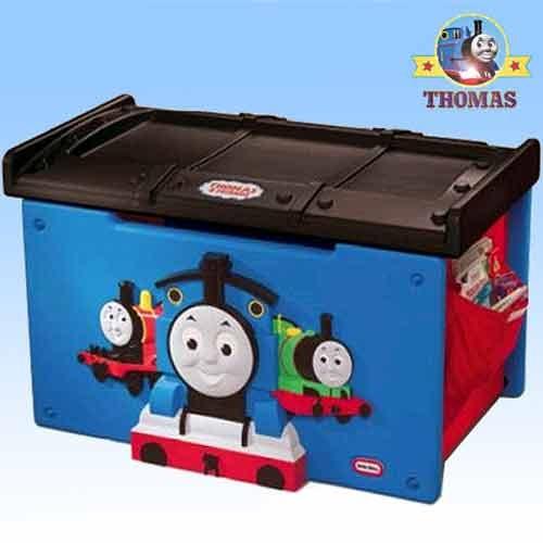 Thomas the Train toy box :)