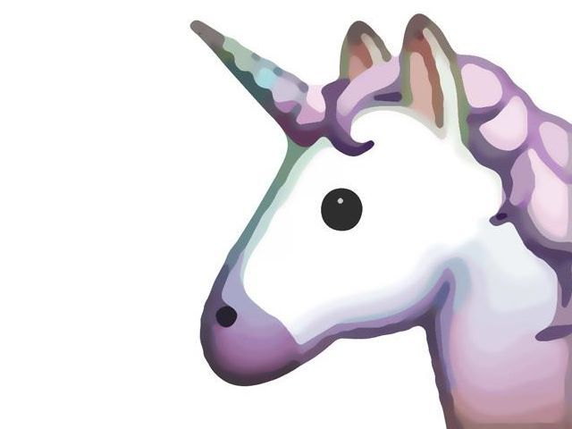 just found out that there is a unicorn emoji and I freaked out!!! PS ...