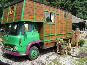 horse box conversion