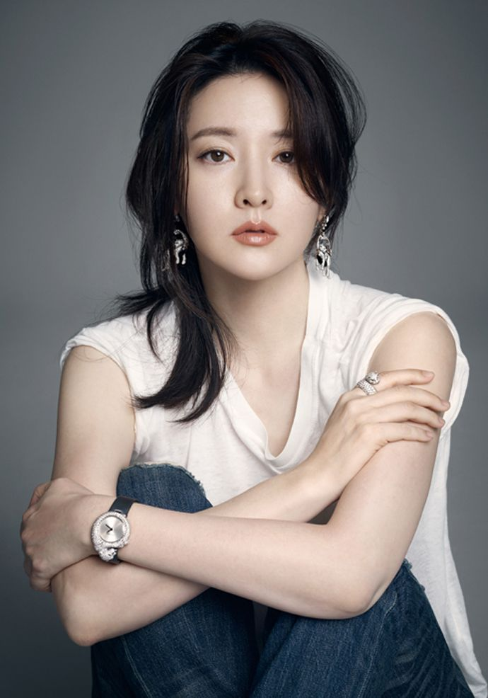 Ageless Lee Young Ae For Style Chosun | Couch Kimchi