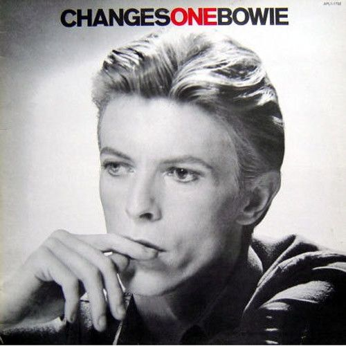 David Bowie Changes One Bowie Products Pinterest