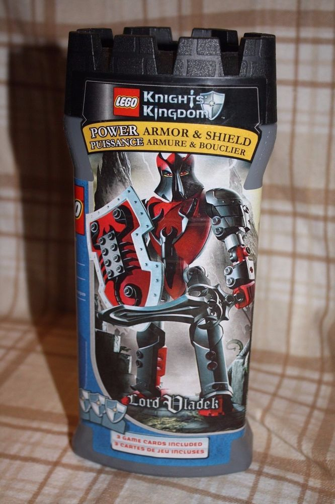 LEGO Knights Kingdom Lord Vladek (Item# 8795) #LEGO