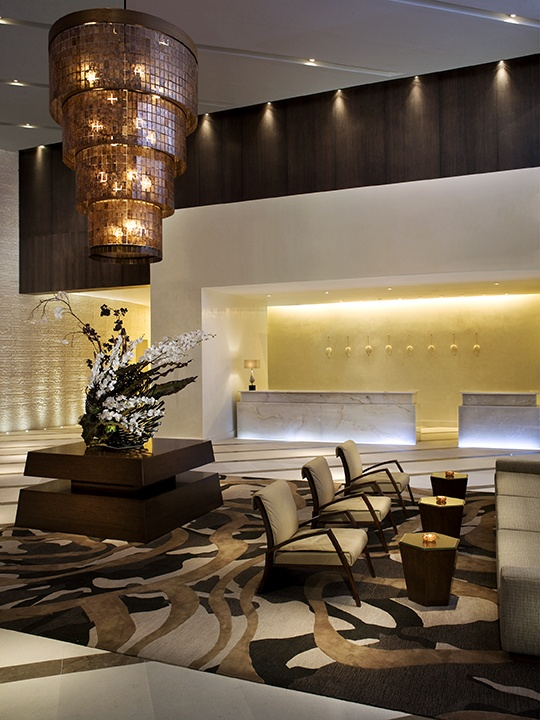 Lobby Photo Kimpton Hotels Epic Hotel Miami