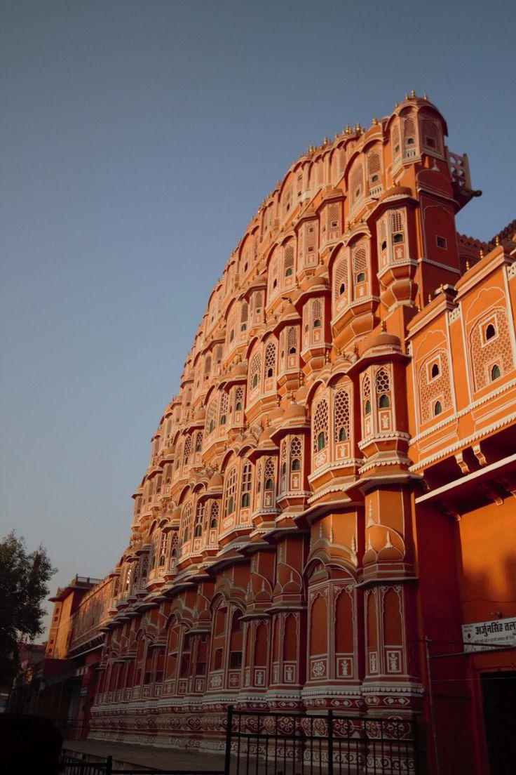 Hawa Mahal, Jaipur, Rajasthan
