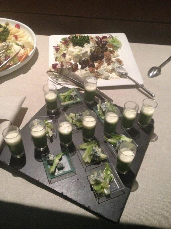 L'aperitivo del Consorzio del Gorgonzola