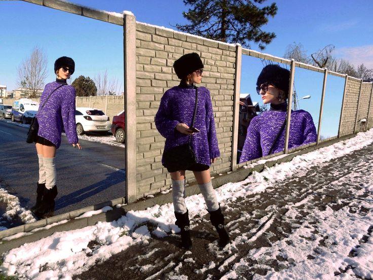 #fashion #ultraviolet #colorof2018