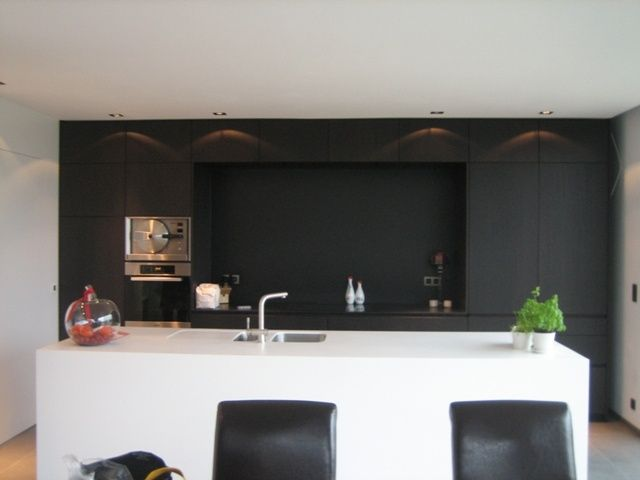 25 beste idee n over keuken mat op pinterest budget keuken verbouwen this old house en oude - Keuken wit hout werkblad ...