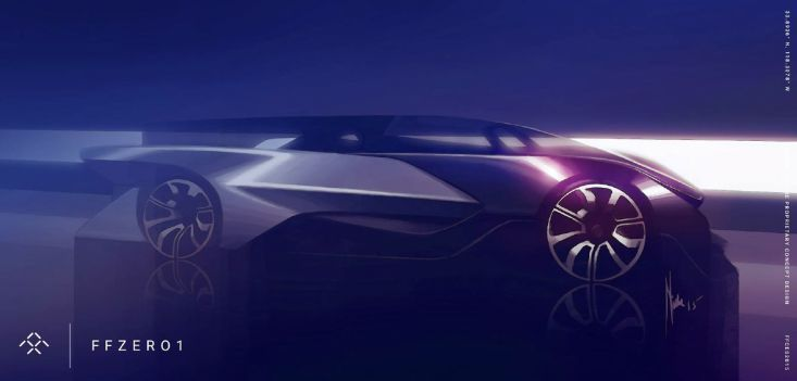 Faraday Future S Disruptive Vision Faraday Future Concept