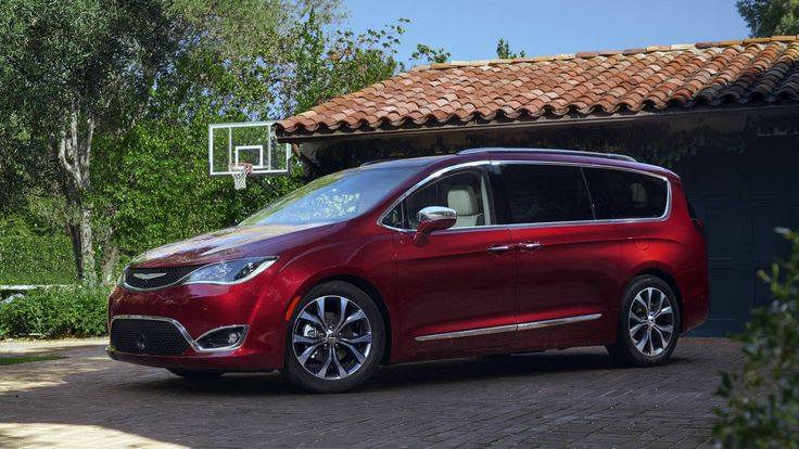 Chrysler Pacifica minivan price, MSRP and availability with huge photo gallery