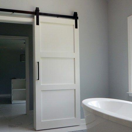 best 25 bathroom barn door ideas on pinterest sliding barn doors sliding doors and barn doors