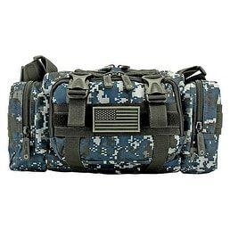 Detachment Pack - Blue Digital Camo
