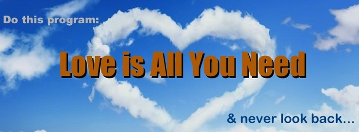 ♥Love♥ is All You Need
