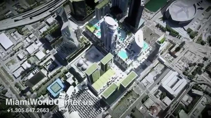 El último mega proyecto en #DowntownMiami ha llegado. Ventas comenzando en Noviembre. www.Miamiworldcenter.us/es #BienesRaices #Miami
