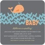 Baby Shower Invitations - Cheerful Whale: Poppy by Tiny Prints