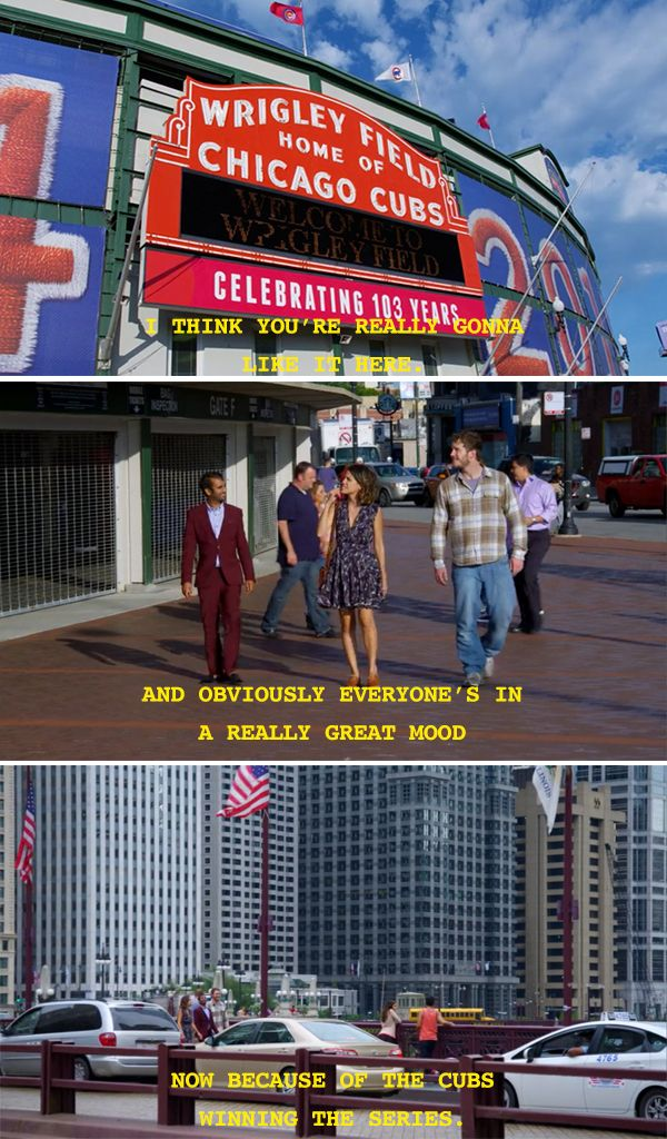 Did Parks And Rec Call The Cubs Winning The 2016 World Series?
