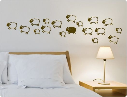 23 besten Babyzimmer Wanddeko für die Erstausstattung mit - wandtattoo fürs schlafzimmer