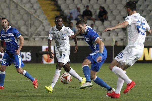 Kecojevic i Koch antybohaterami FC Zurich • Liga Europejska • Apollon Limassol vs FC Zurich • Dwie gafy piłkarskie w jednej akcji >>