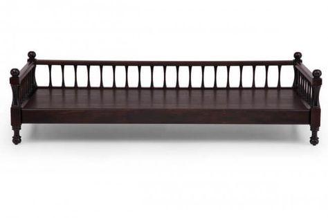 Classic Diwan | Buy Living Room Furniture Online | Ekbote Furniture India