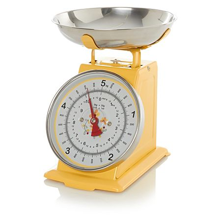 George Home Homespun Mechanical Scale 5kg