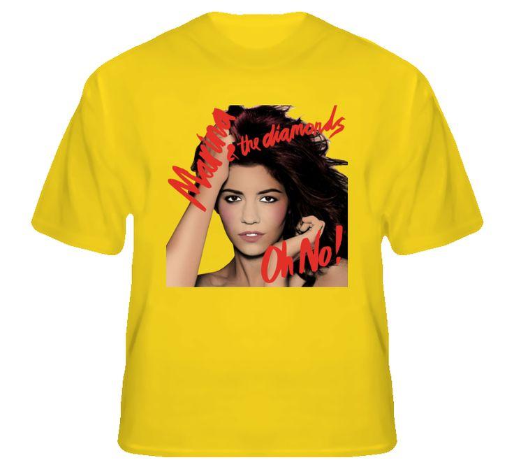 Oh No Marina and the diamonds mt66 T Shirt