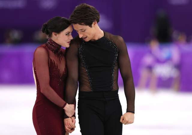 Canada's Tessa Virtue and Scott Moir win gold in Olympic ice dance | National Post