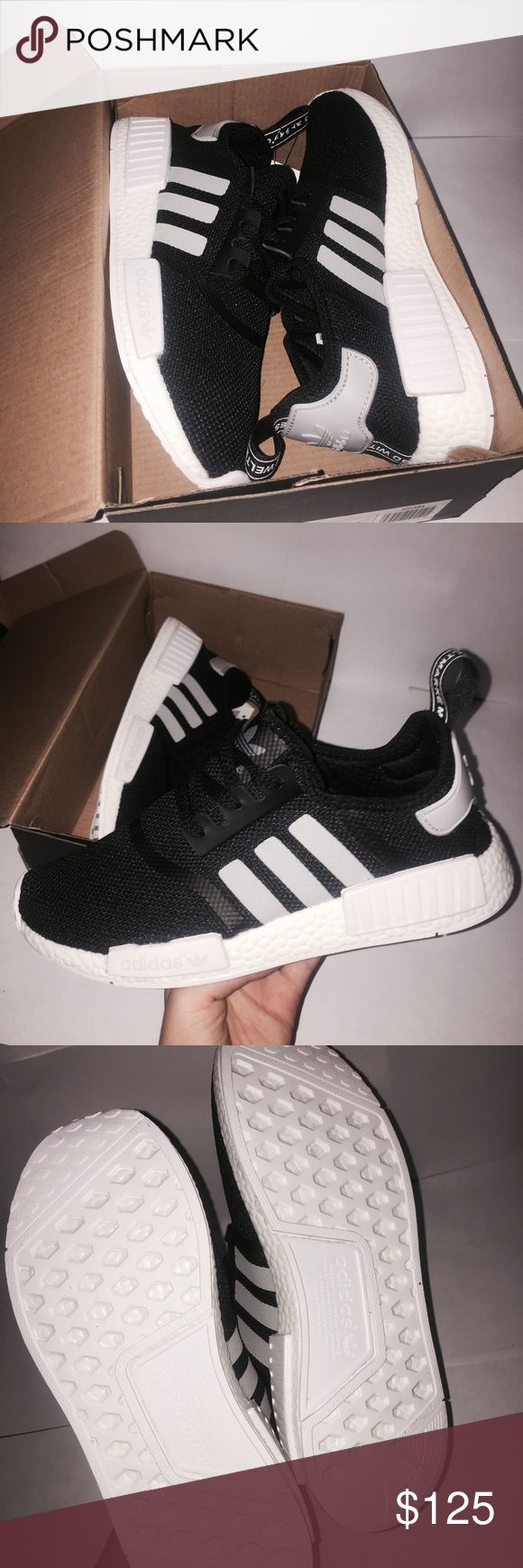 Adidas nmd r1 black xr1 yeezy white Nike women's Sizes: women's 6, women's 6.5, men's 7 = women's 8.5. Brand new w box. Fast shipper! Firm price adidas Shoes Athletic Shoes