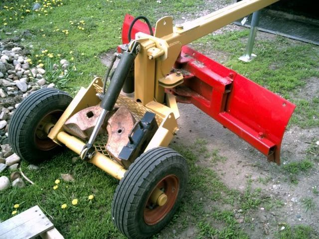 E De A Cc Ef Ec Tractor Attachments Atv