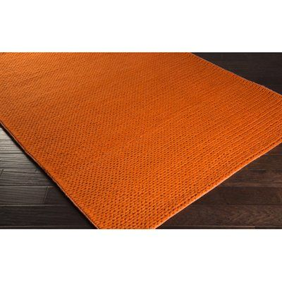 Surya FARGO109 Fargo Burnt Orange Area Rug