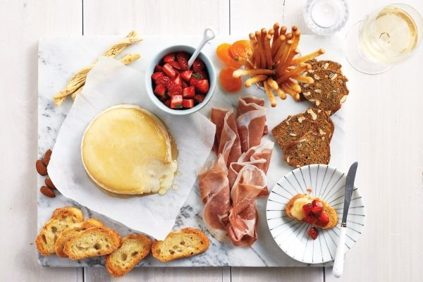 Cheese platter ideas: 13 ways with brie