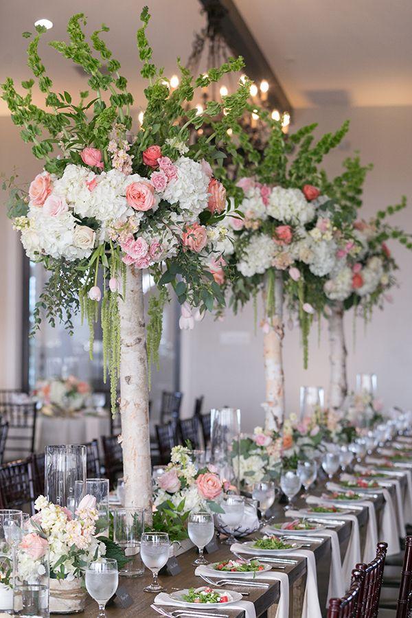 Rustic Romance Nature Inspired Wedding Day Svatba Pinterest